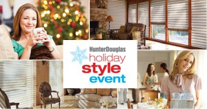 Hunter Douglas Holiday Sale Event