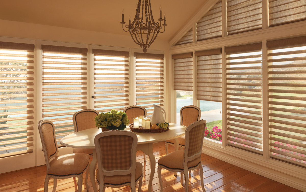 Why choose hunter douglas best window coverings in novi for Best shades for windows