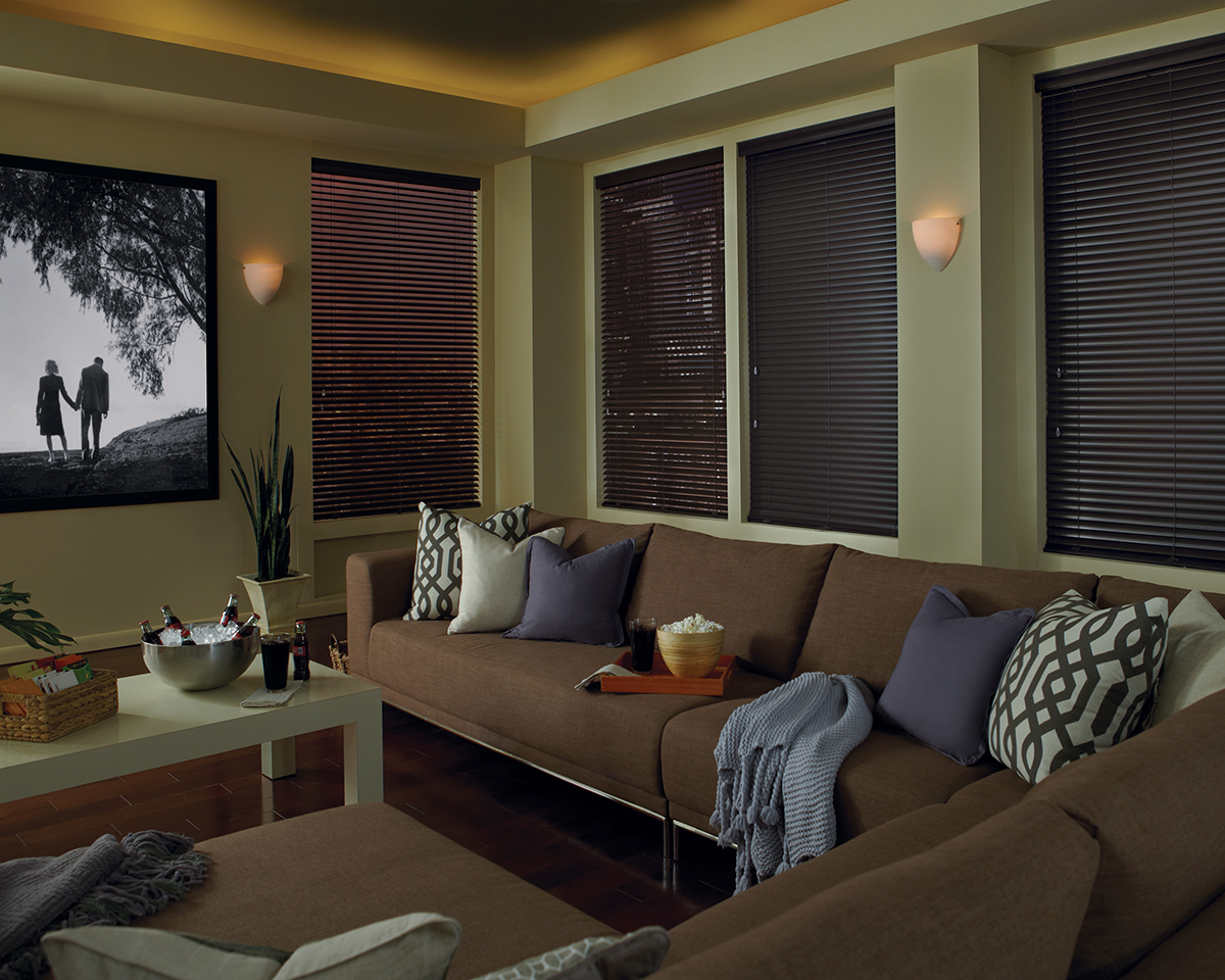 Window coverings for media rooms in franklin mi area Window coverings for bedrooms
