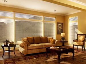 Hunter Douglas Silhouette Sheers