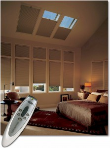 Powerrise Window Treatment Motorization by Hunter Douglas