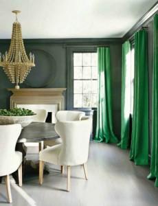 emerald-drapery