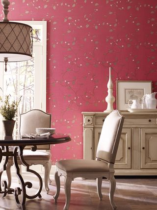 Color Trends in Wallpaper