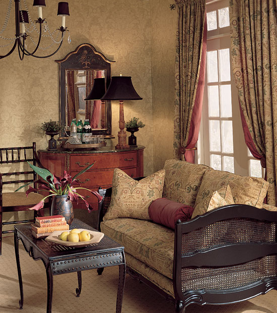 Trends in Window Treatments, Wall Coverings