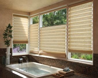 Bathroom Roman Shades Roman Window Shades For Bathrooms