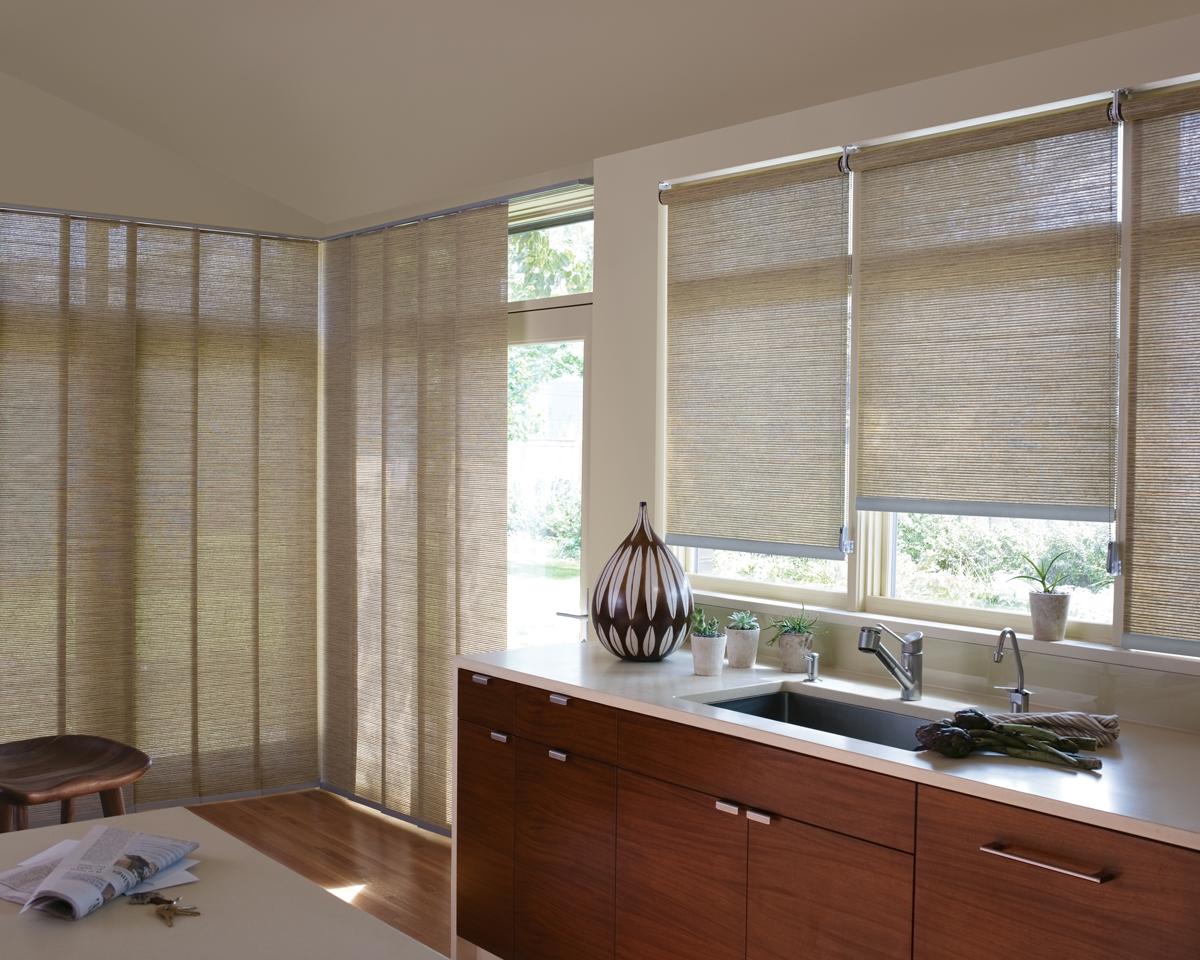 Kitchen Window Treatments In Novi Mi