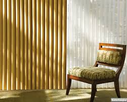 Luminette® Privacy Draperies in the Living Room
